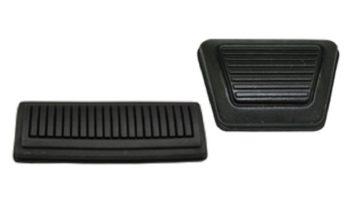 Pedal Pads - Brake, Gas, Clutch, Park