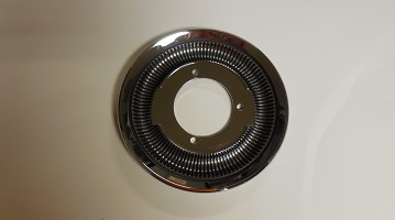 68-70 B-Body Flip Top Gas Cap Trim Ring