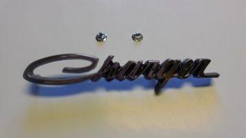 69 Charger grille emblem