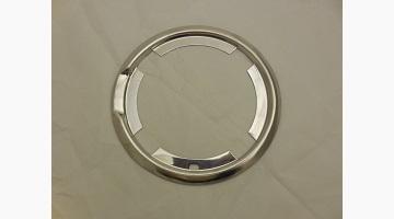 Challenger flip top gas cap trim ring bezel.