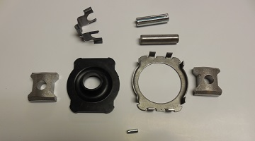steering column repair kit