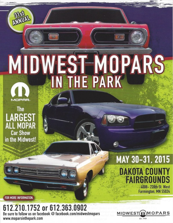Midwest Mopars In The Park