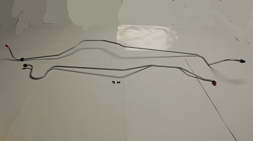 1967 Transmission Cooler Lines C-Body Big Block with 727 Trans