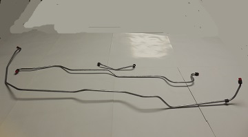 1970 – 1971 Transmission Cooler Lines E-Body Hemi with 727 Trans CHZTCL022