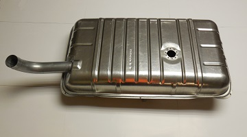 41 48 Dodge Plymouth Desoto Chrysler 6 Cylinder Gas Tank