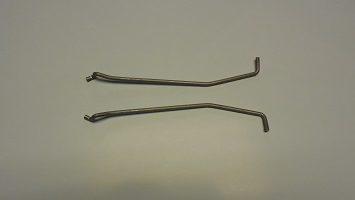 A-Body door lock link rods