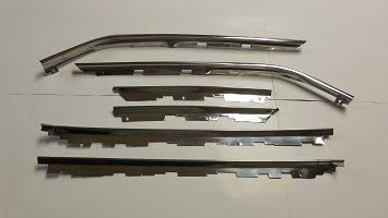 70-74 Cuda drip rail trim