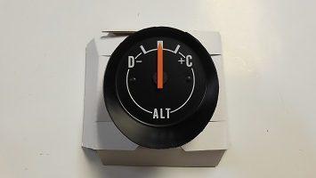 amp meter gauge