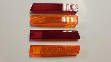 70-71 Dart Side Marker Light Lenses