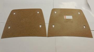68-69 lower seat back panels