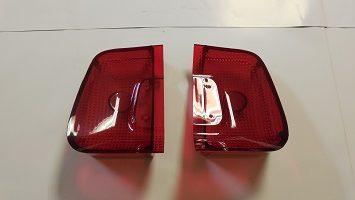 67 Barracuda Taillight Lenses