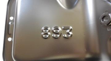 1967 1969 A Body Oil Pan Big Block 893 Vans Auto
