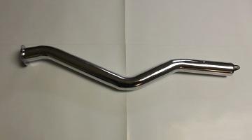 1967-1969 Dodge Dart Fuel Filler Neck Tube