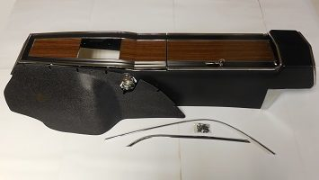 69-70 B-Body 4 Speed Console Assembly