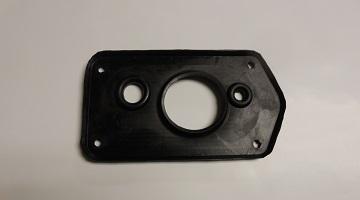 66-67 B-Body Filler Neck to Trunk Floor Seal