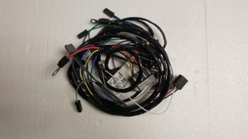 Have one to sell? Sell now Mopar 64 Dart Valiant Barracuda Engine Headlight Wiring Harness
