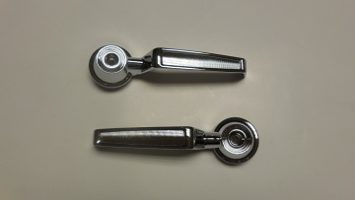 Mopar 63 64 65 Chrysler 300 Dart Barracuda Coronet Door Handles 1963 1964 1965