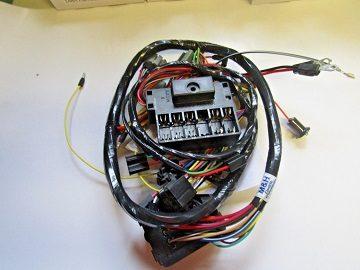 1966 dodge coronet dash wiring harness \u2013 hu279b 1967 Camaro Dash Wiring
