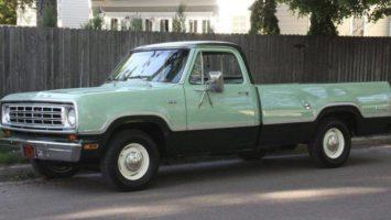 Dodge Truck, Ram Charger & Vans